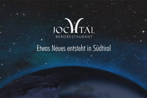 Werbevideo Jochtal Bergrestaurant